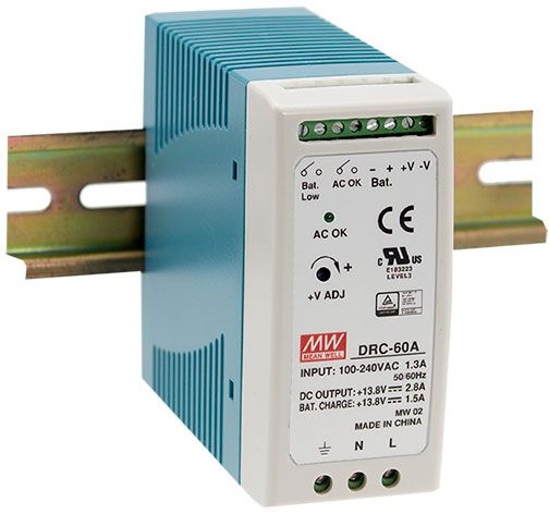 UPS power supply DRC-60